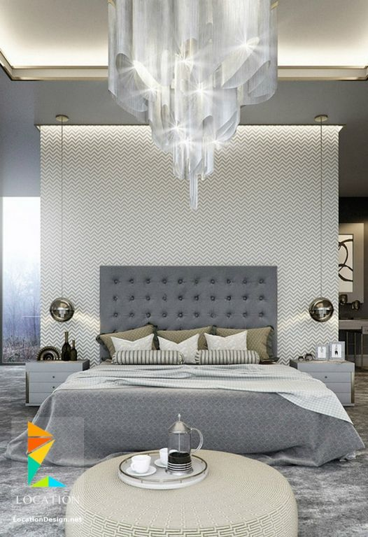 غرف نوم 70 تصميم لأجمل ديكورات غرف النوم 2018 Interior Decoration Bedroom Contemporary Home Furniture House Interior