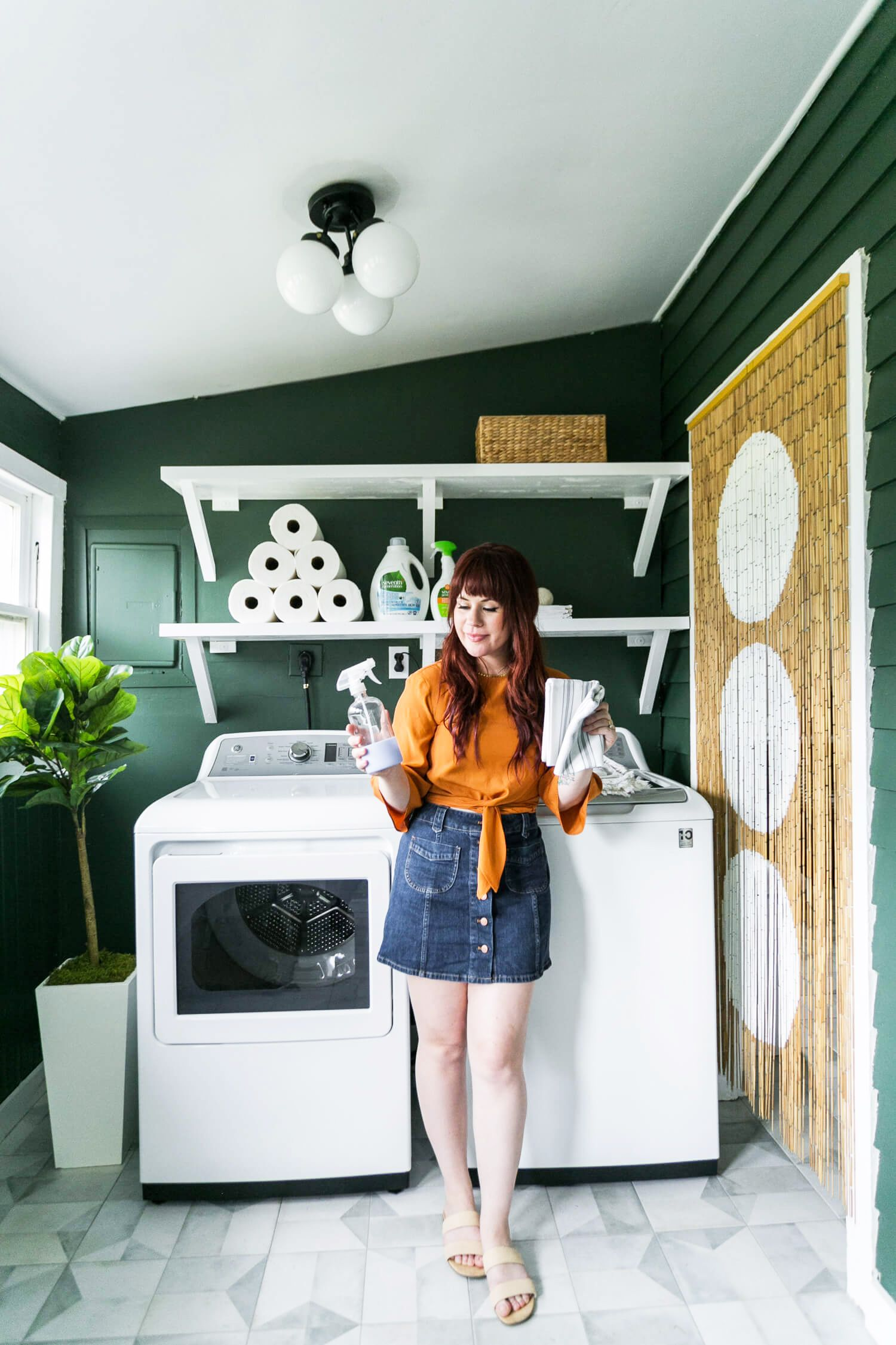 Create A Greener Laundry Room Routine