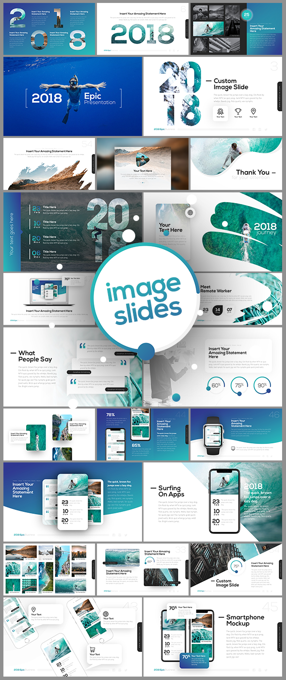 2018 epic presentation template office themes keynote and 2018 epic presentation template alramifo Gallery