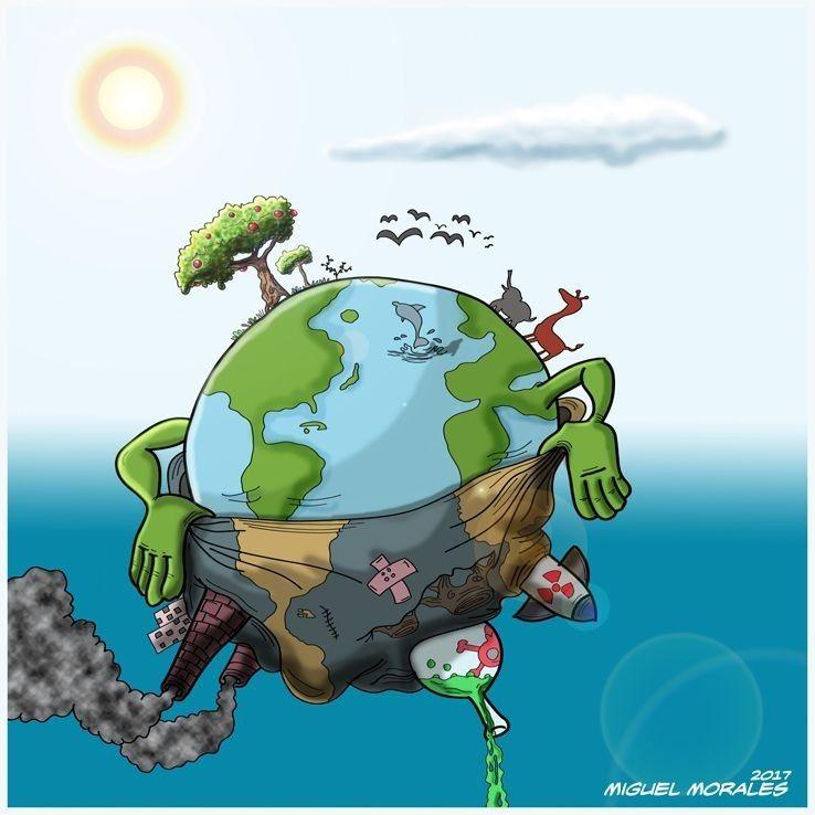 Pin En Pin Pin Pin Explicando Contenidos Curriculares Problematica Ambiental