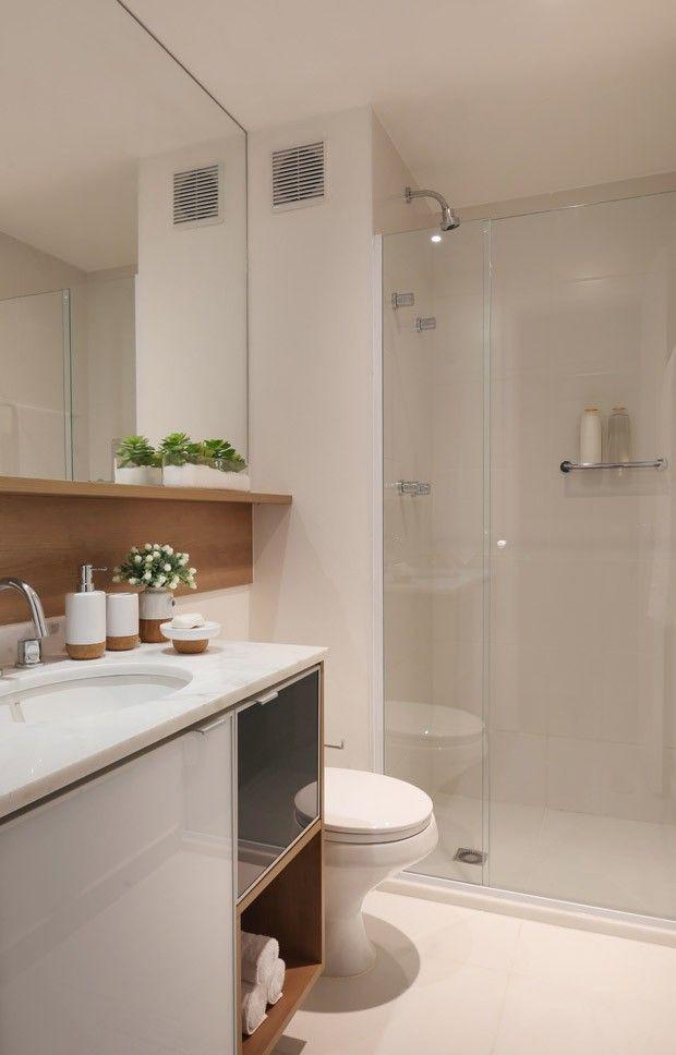 Marcenaria Inteligente Garante Conforto Em Apartamento Familiar | Nichos By  Alfredo Taylor | Pinterest | Neues Badezimmer, Hertha Und Badezimmer