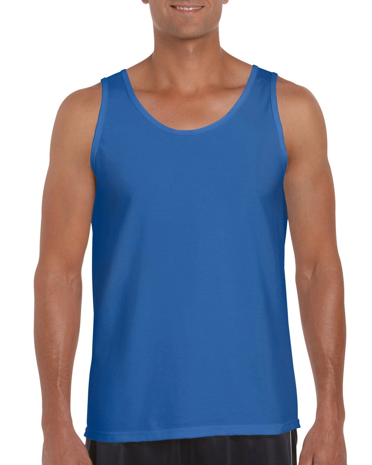 Pin On Custom Ultra Cotton Adult Tank Top Cheap Custom Shirts Print Shop Near Me