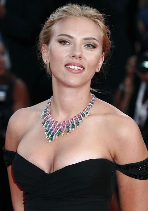 Scarlett Johansson Sexy Hot Naked Nuda  Scarlett Joansson -3333