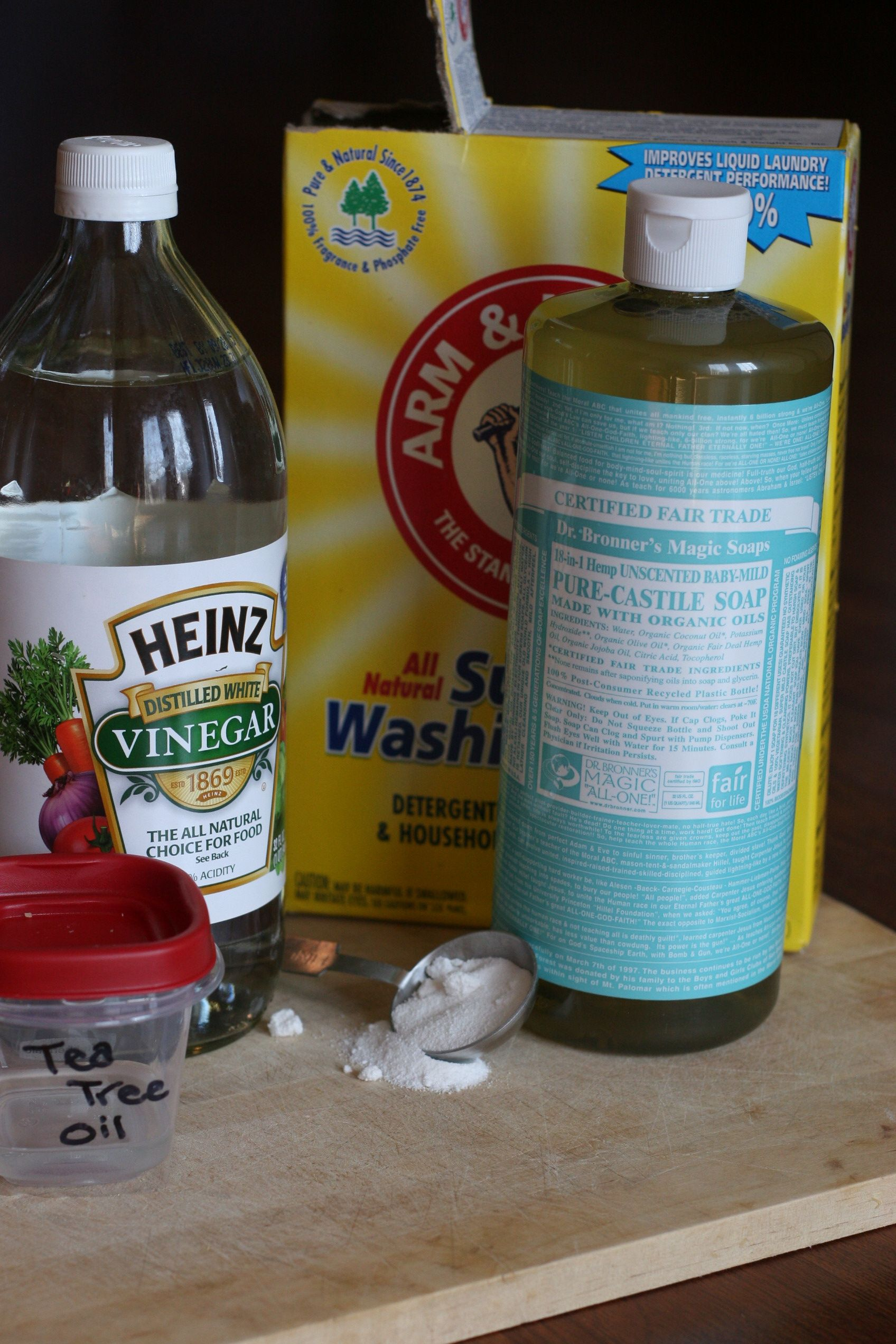 homemade dish soap - This one seems like it wouldn't have trouble cutting grease, like some others I have read.