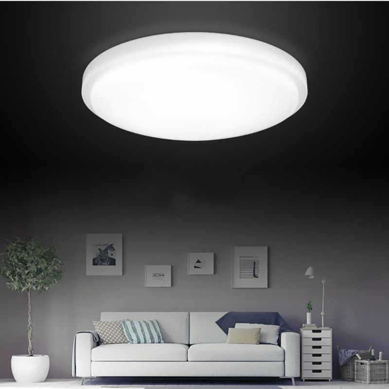 Simple Modern Home Led Ceiling Lights Living Room Balcony Lamps Round Bedroom Light Indoor Light Ceiling Lights Living Room Lighting Ceiling Lights Living Room