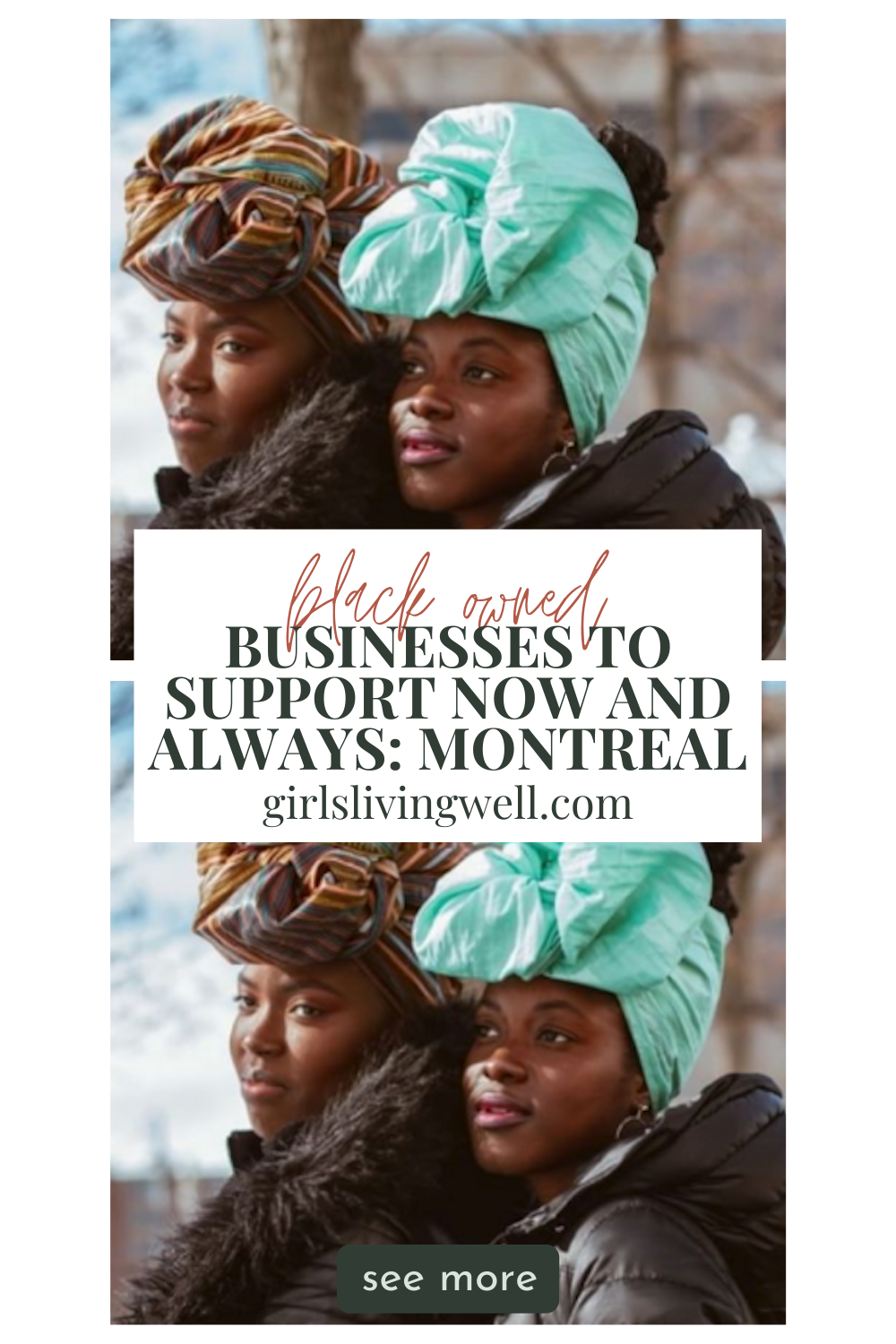 Black Owned Businesses to Support Now and Always: Montreal · GLW