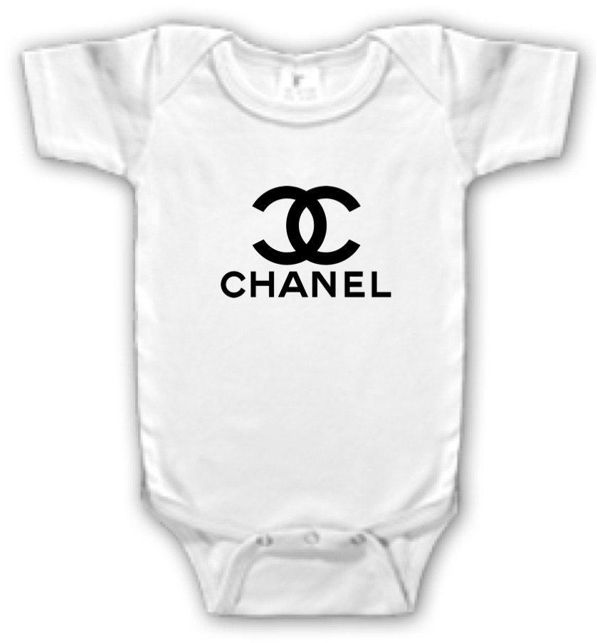 1651ef89d47af Chanel Baby Onesie