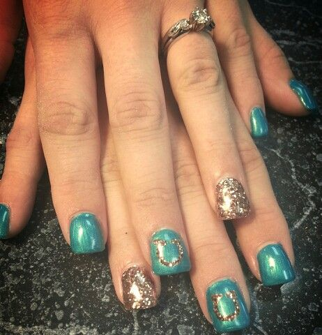 Cowgirl Nails Rodeo Nails Country Girl Nails Country Nails