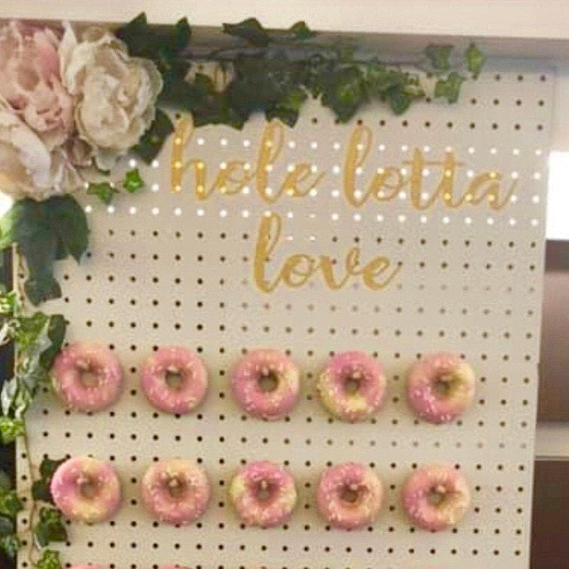 Download Hole Lotta Love Decal for Donut Board - Donut Display ...