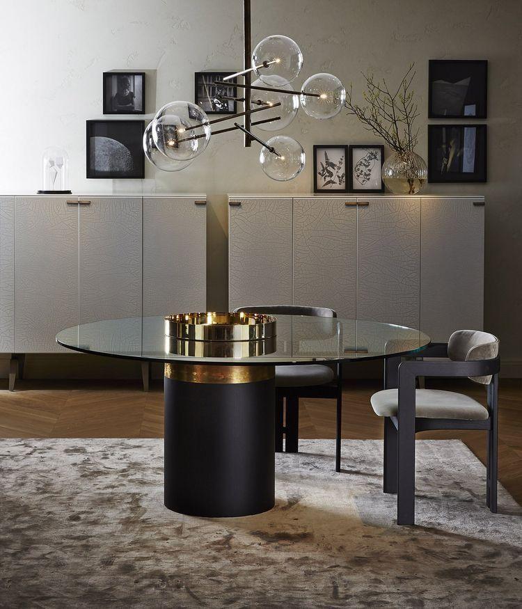 Dining Chair Trends For 2016: Galotti & Radice, Rho Fierra, Salone Del Mobile 2016. In