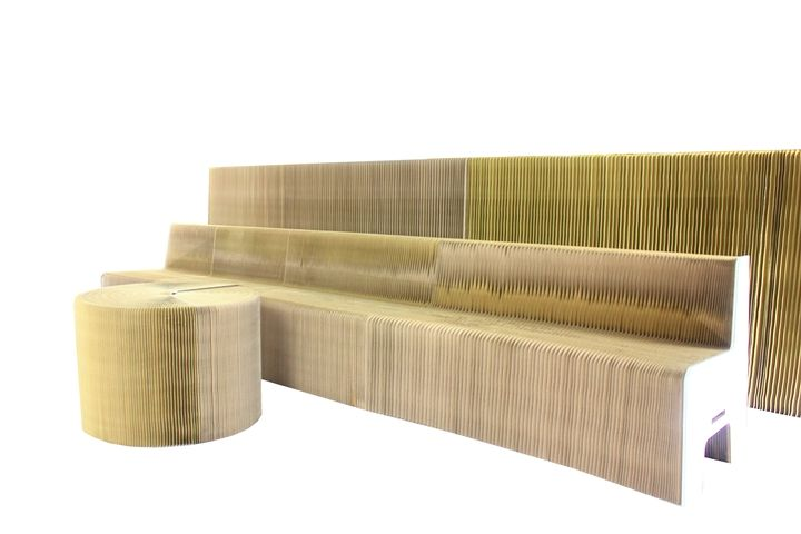Awesome PaperSofa.com | Flexible Paper Sofa | Paper Furniture |