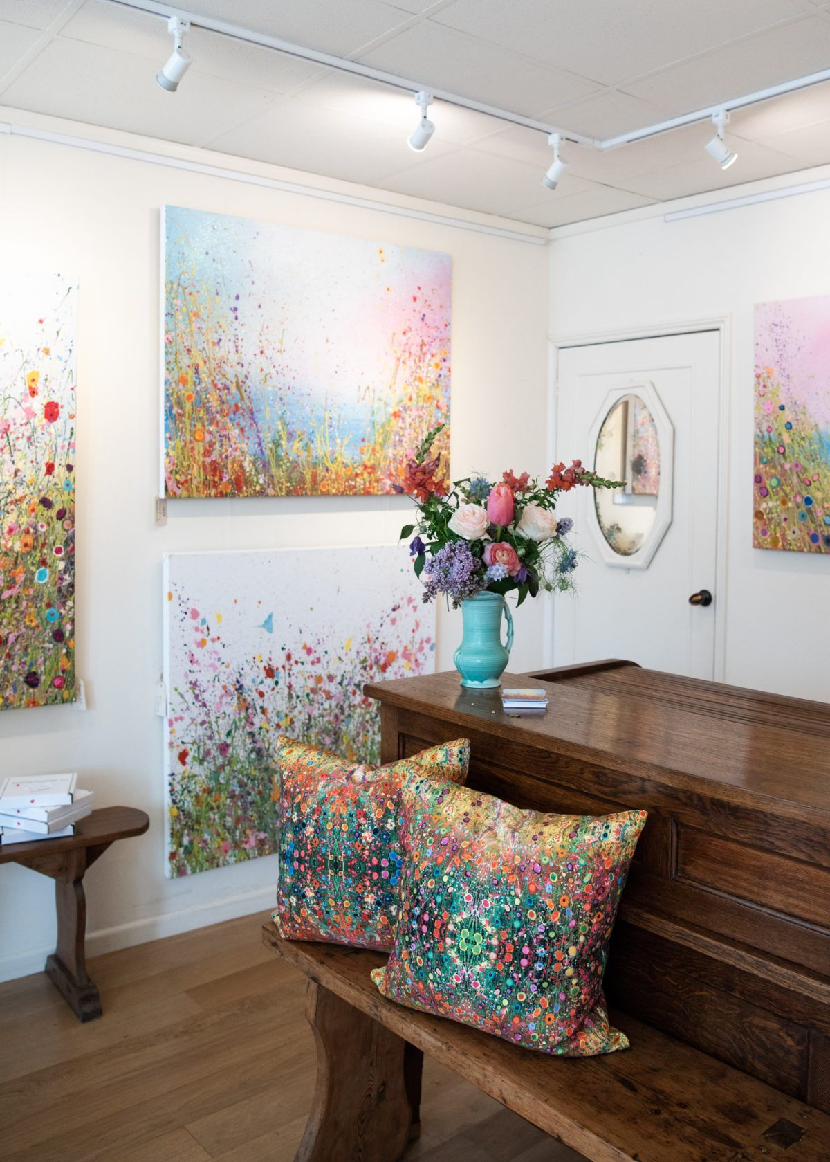 Wild For Flowers  Yvonne Coomber  Humphrey & Grace