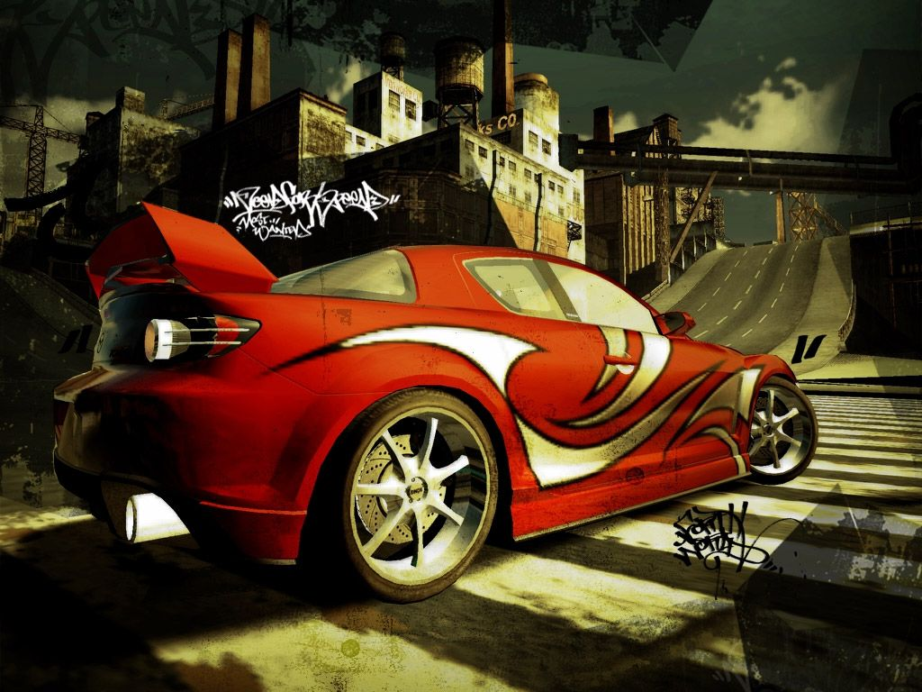 Most Wanted Wallpaper Street Racing Need For Speed Car Games