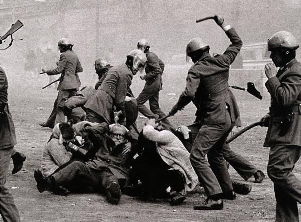 Resultado de imagen de represion policial franquista