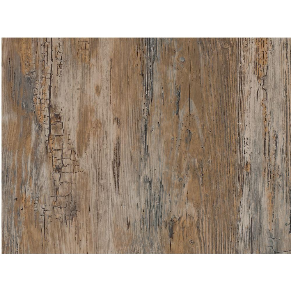 D C Fix Rustic 17 In X 78 In Home Decor Self Adhesive Film 2 Pack 96081 The Home Depot Rustic Window Film Rustic Window How To Antique Wood