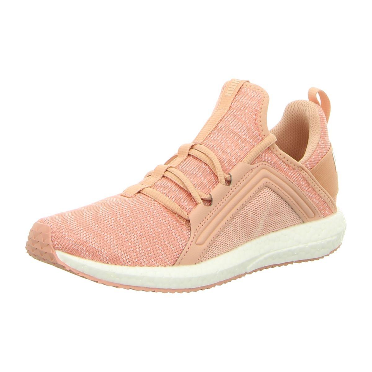 Scarpe Puma Sneaker Mega NRGY ZEBRA Wn 's Pearl Peach beige Rosa NUOVO