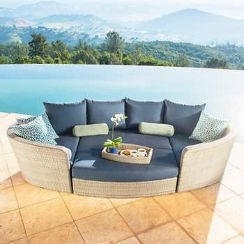 Pin By Andrea Aue On Deck Ideas Modular Lounges Patio