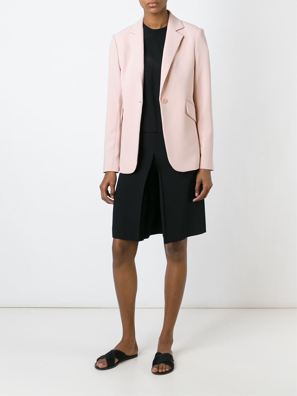 #theory #blazer #jacket #pink #nude #women #spring #style www.jofre.eu