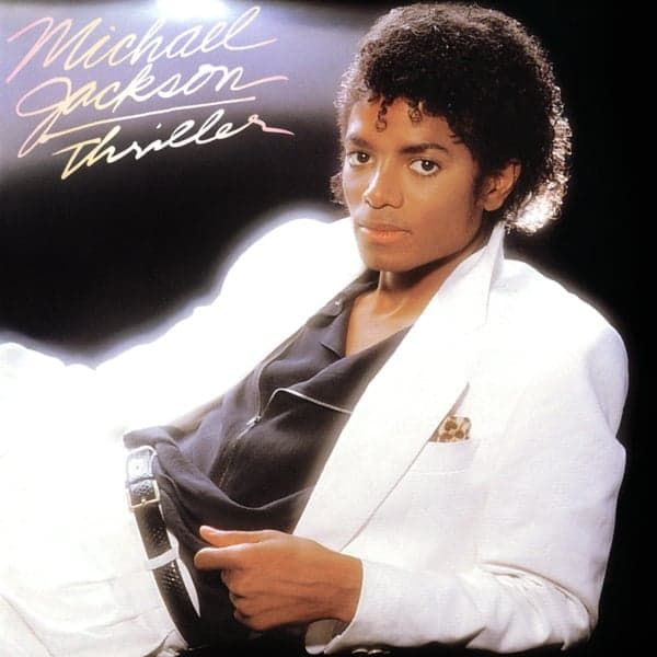 Pin for Later: 20 Albums Responsible For Changing the Way We See Music Thriller by Michael Jackson