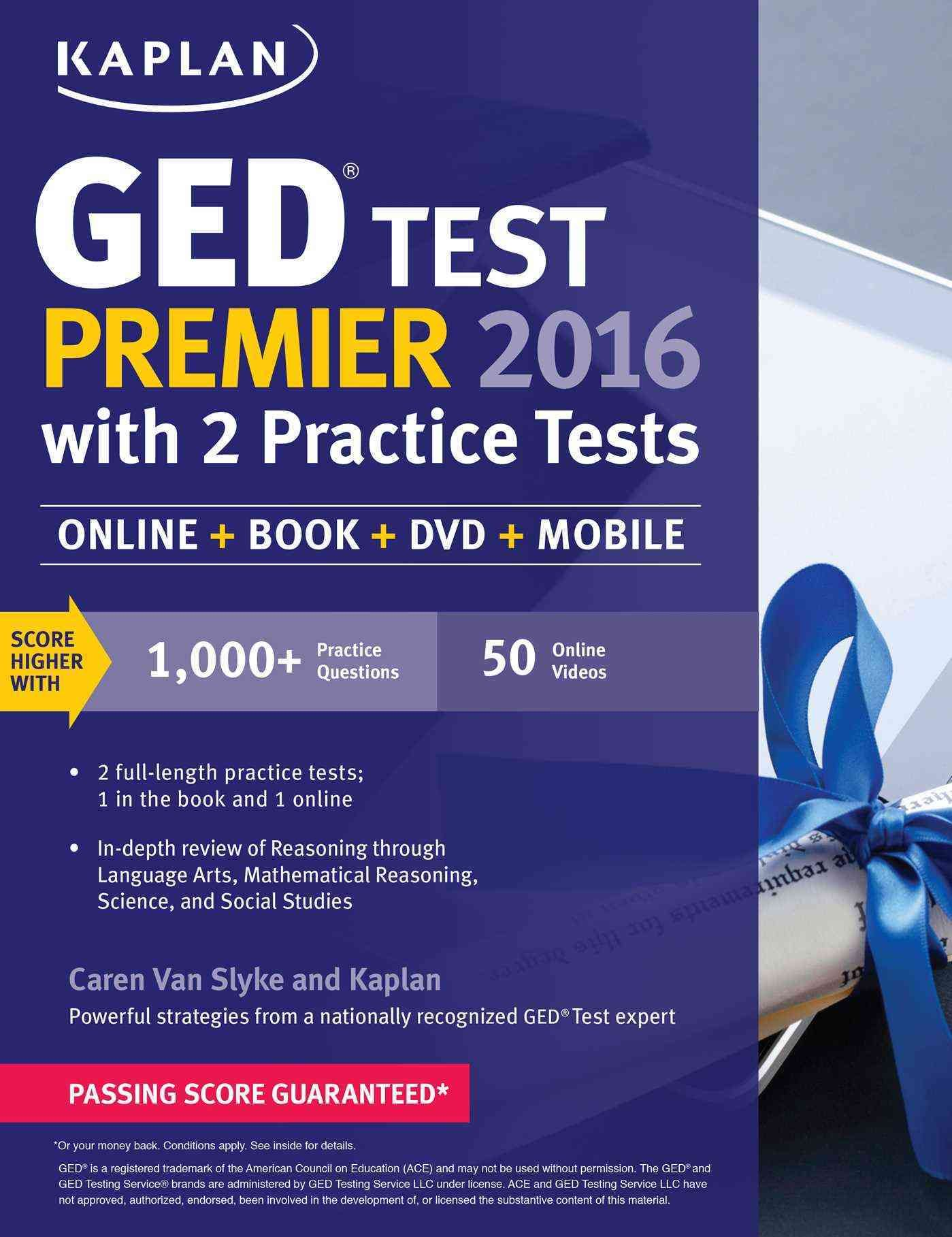 Kaplan Ged Test Premier Study Tools Online