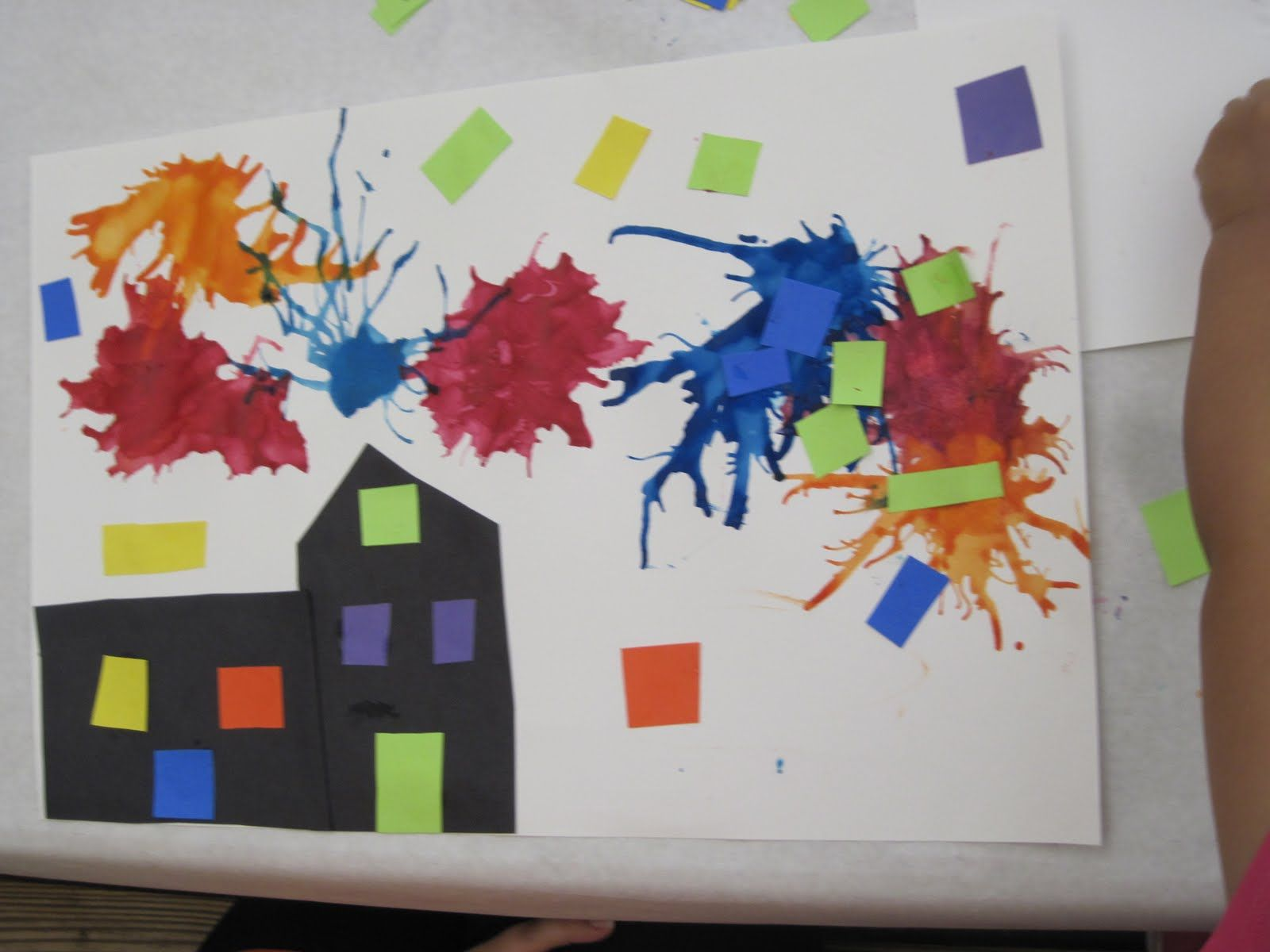 4th Of July Art Projects For Preschoolers