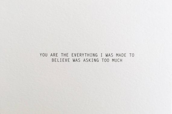 You are the Everything Valentine's Day card for boyfriend, anniversary card for boyfriend, birthday card, Valentine's Day card for him