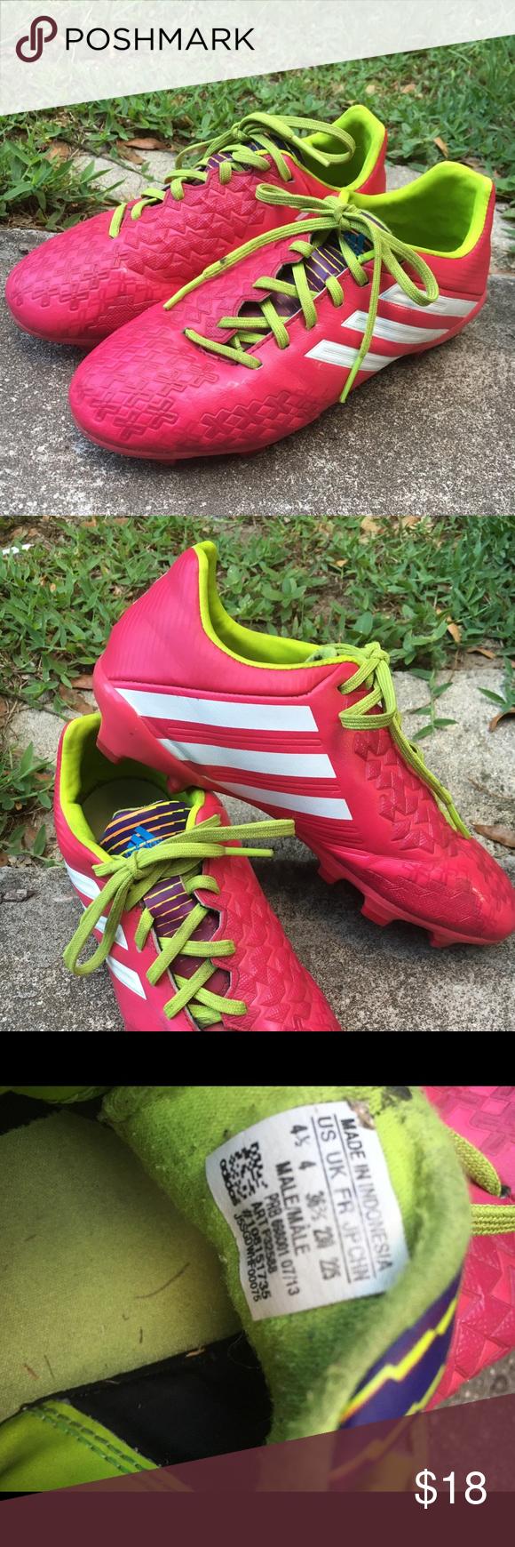 Adidas predator scarpini da calcio giovani formatori online