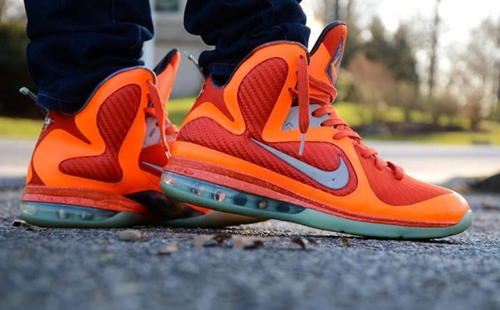 online retailer 5455d 5b71d Nike Lebron 9