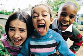Laughter Yoga For Kids