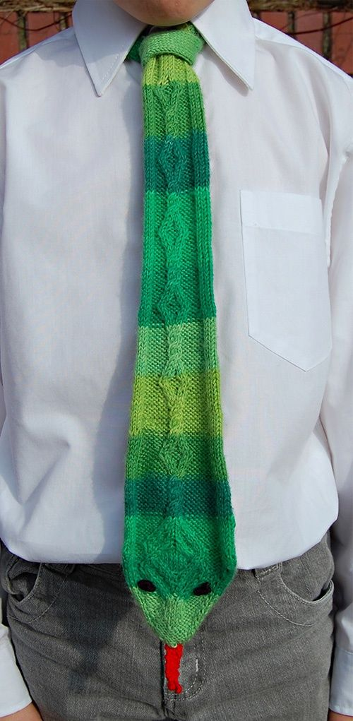 snake tie.  Site has both chart and pattern:  http://petitepurls.com/2012/Spring12/spring2012_p_tython.html