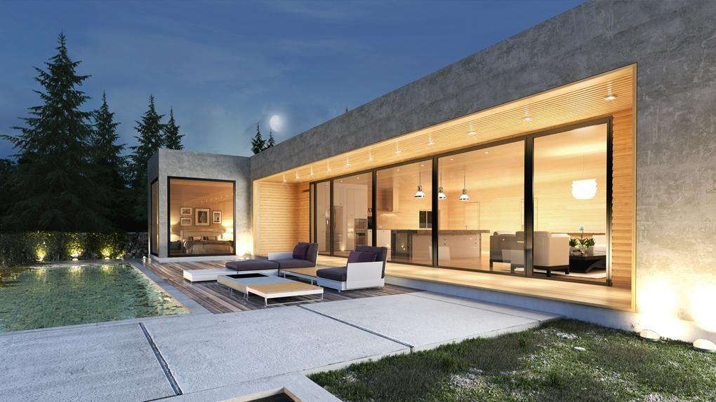 Malaga 120 m2 ytong malaga 120 m2 ytong donacasa for Disenos de casas 120 m2
