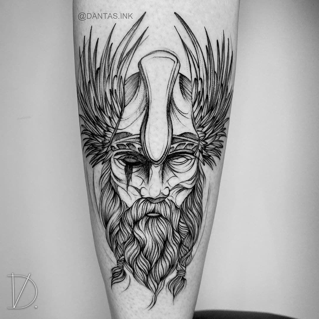 101 Amazing Odin Tattoo Ideas That Will Blow Your Mind Outsons Men S Fashion Tips And Style Guide Fo In 2020 Norse Tattoo Mythology Tattoos Norse Mythology Tattoo