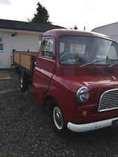 bedford ca pick up / lorry tipper [ H ] reg