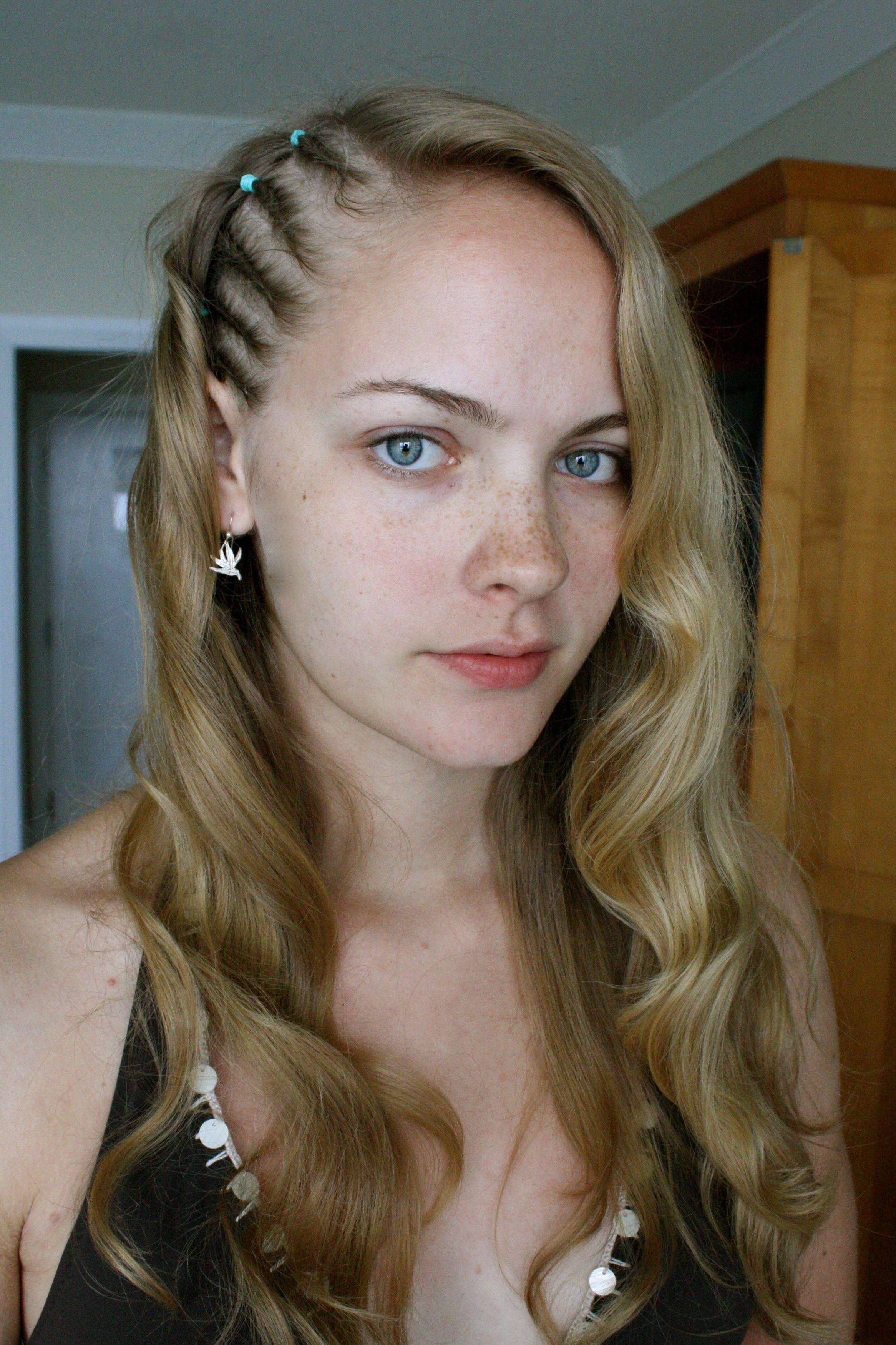 Swell White Girl Corn Rows Hair Make Up Pinterest White Girls Hairstyle Inspiration Daily Dogsangcom