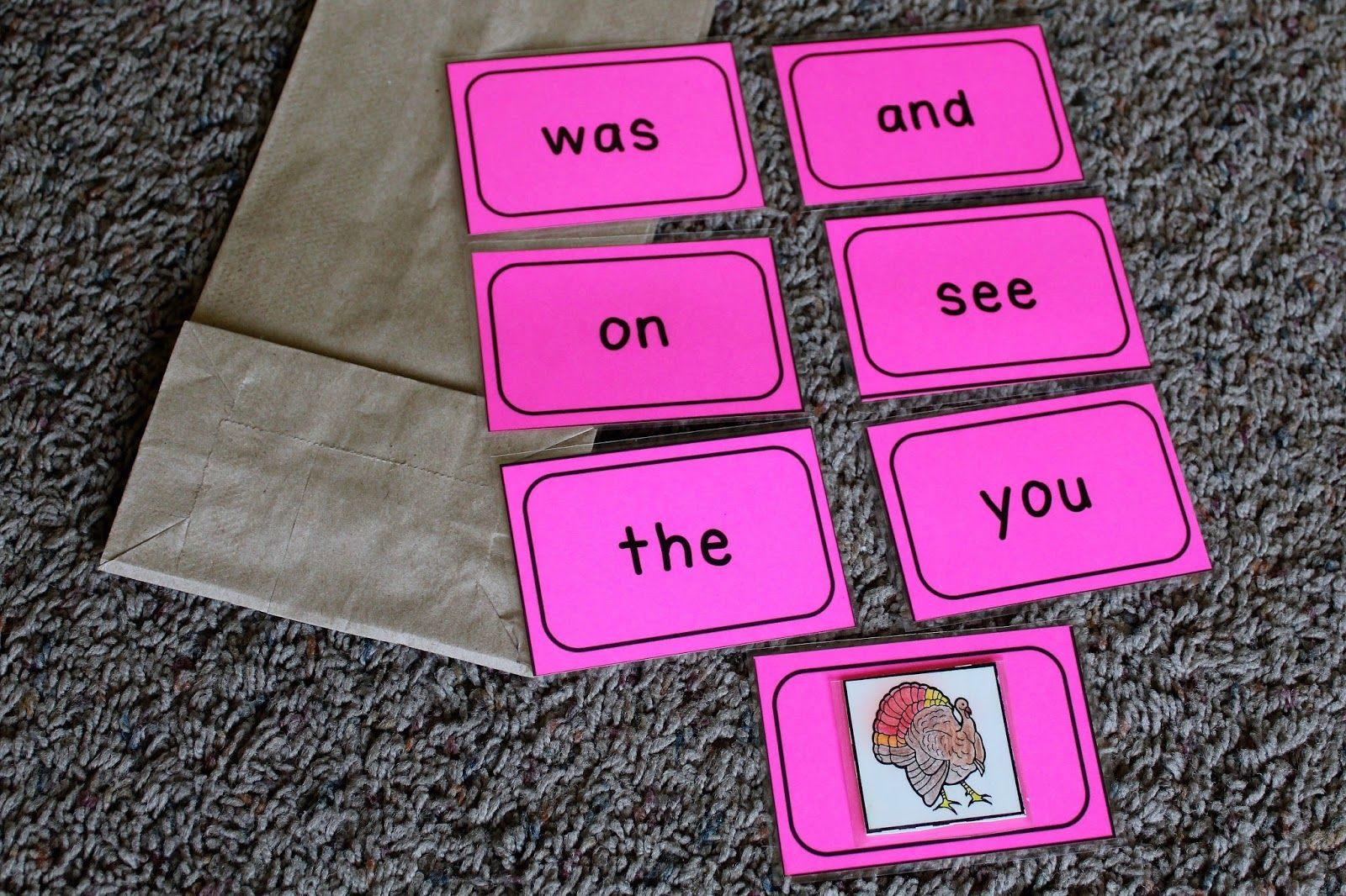 6 Simple Ways To Practice Sight Words