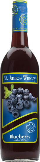 Check out our awesome Blueberry wine, available for shipping and tasting in the tasting room! $8.99 #blueberrywine