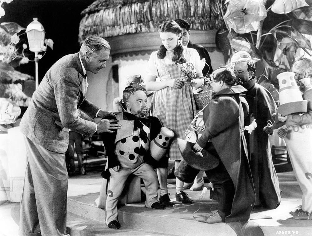 The Wizard of Oz, Judy Garland, Directed by Victor
