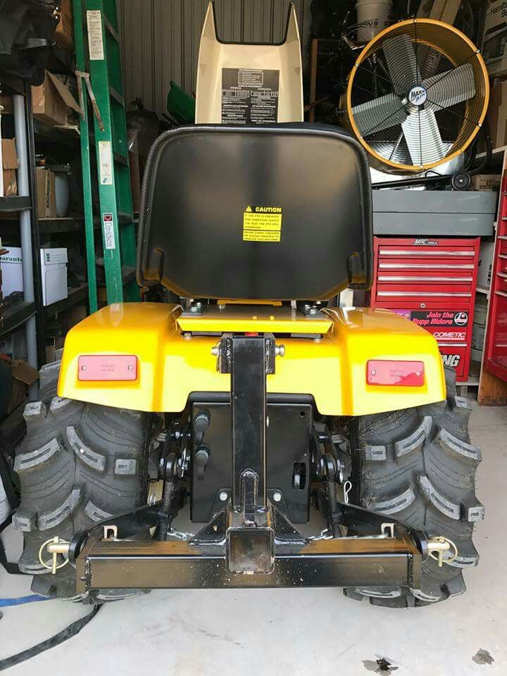 Pin By Gabi On Garden Tractors Garden Tractor Attachments Tractor Implements Tractor Idea