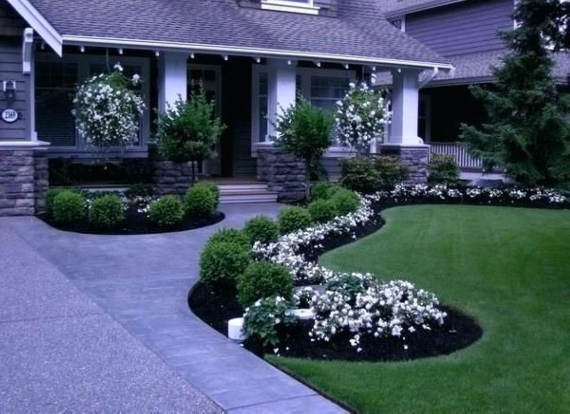 Pin by bhavana doddapaneni on house pinterest yard landscaping