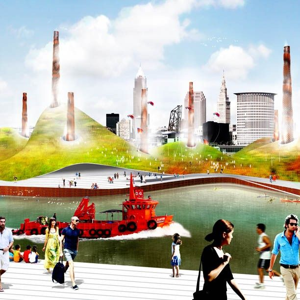 Re-Cultivating the Forest City : PORT Architecture + Urbanism