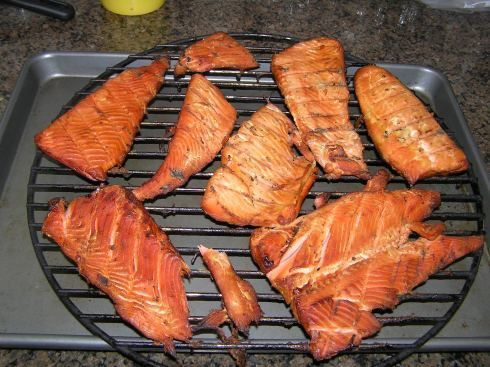 Smoked Salmon Made In The Comfort Of Your Own Home Delicious Moist Smoked Salmon Fillet Smoked Salmon Recipes Smoked Food Recipes Salmon Recipes