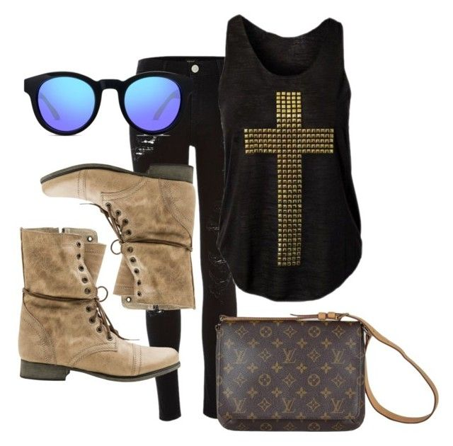 """Cross Fi➕"" by mgrace91002 ❤ liked on Polyvore"