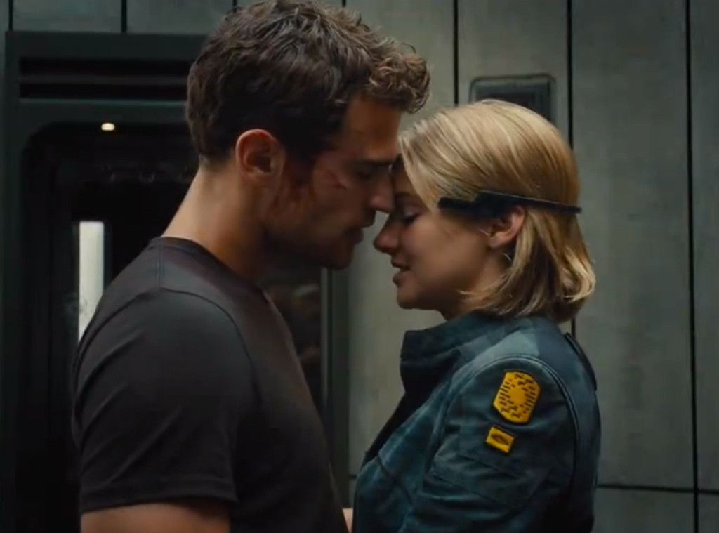 The First Trailer for Allegiant Is Finally Here ...