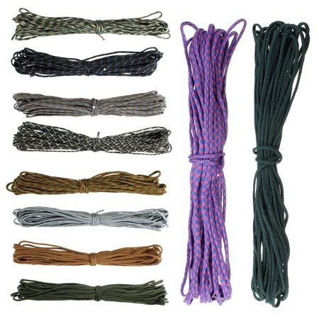Sports Outdoors Parachute Cord 550 Paracord Paracord
