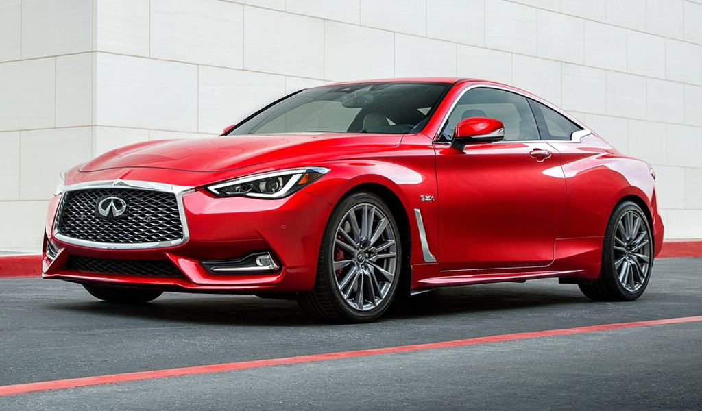 The newest Q60 technology could be fit by a representation of the ...