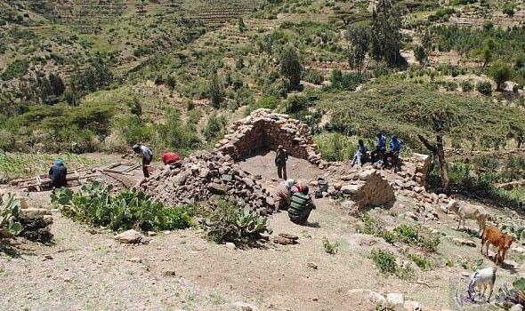 العثور على آثار مصرية وهندية في شرق إثيوبيا City Ethiopia Ancient Cities