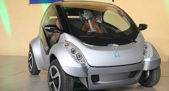 Así Es El Hiriko El Coche Ideado En Boston Y Desarrollado En Euskadi Vehículos Futuristas Coche Eléctrico Carros Electricos