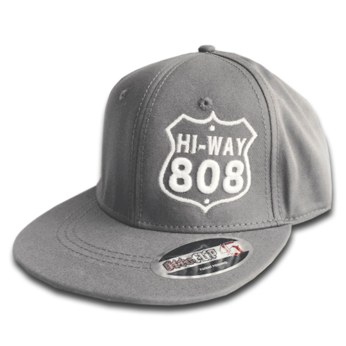 db946d5da09 This hat is a Patent Pending Otto Flip snap back hat. The bill flips up or  down in the front and returns to its original state without ever warping ...