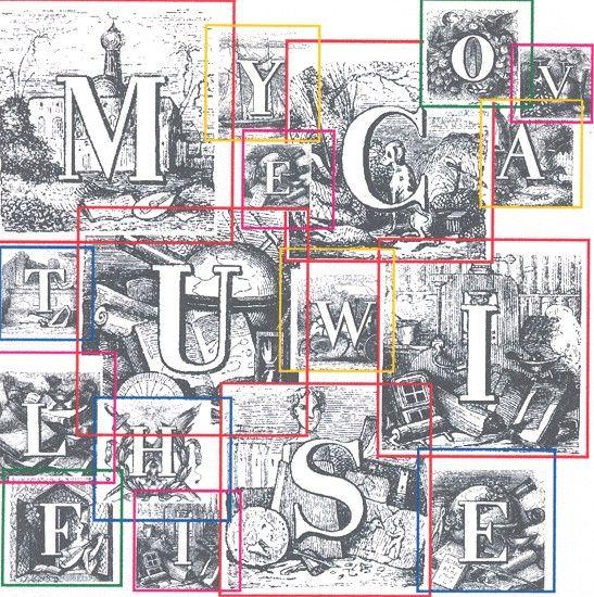 MUSIC' THE WAY OF LIVE Eine grafische CD-Coverarbeit als Bildcollage mit tiefsinniger Titelgestaltung.