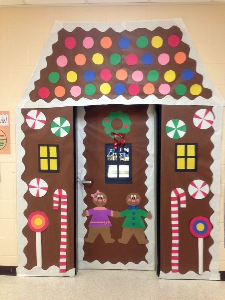 Classroom Decoration Ideas For Xbox ~ Christmas school door decorations psoriasisguru